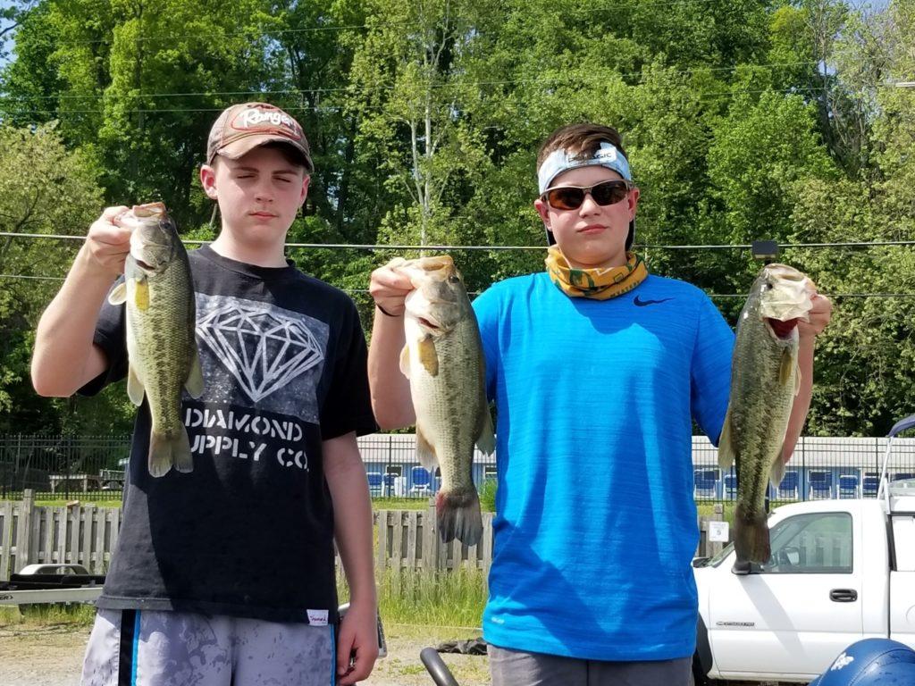 2018 MBN Jr Championship: C.J Russler & Ryan Gusciora