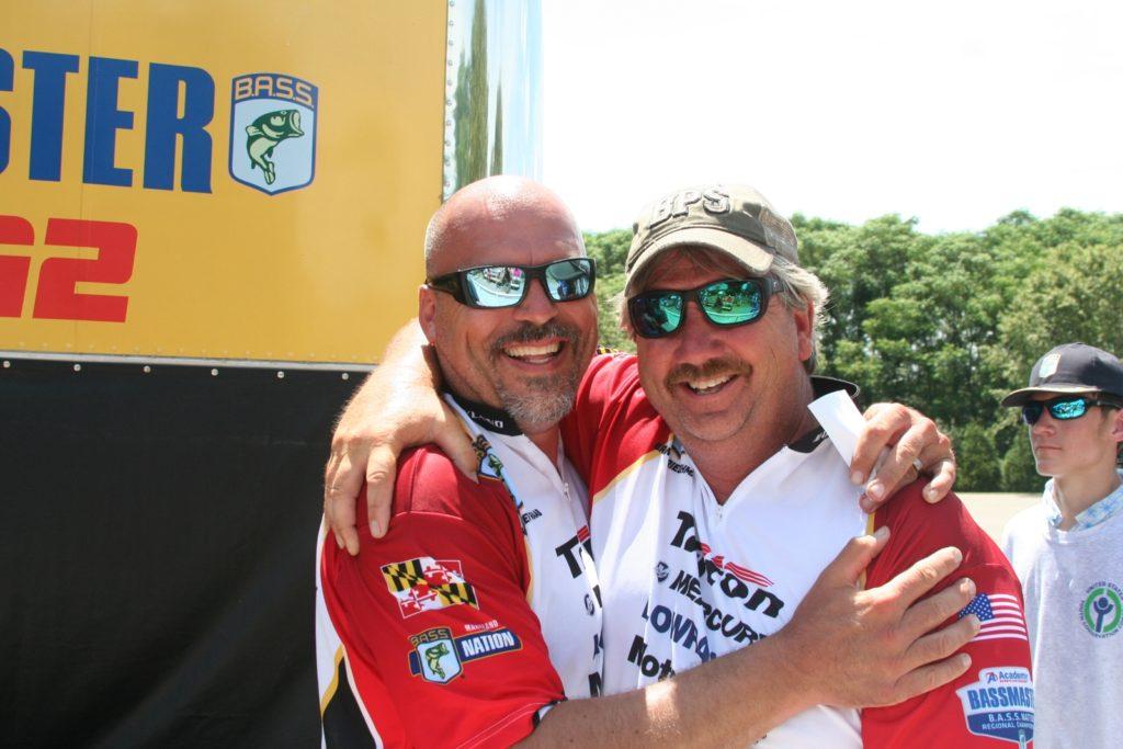 Matthew Raab & Brian Trieschman, 2018 MBN State Team